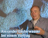 Vortgäge von und mit Alexander Lauterwasser. Aus der DVD von Alexander Lauterwasser