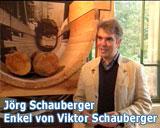 Filmfoto des Films Wassermeister von Franz Fitzke - Jörg Schauberger - Enkel von Viktor Schauberger - © UrQuellWasser