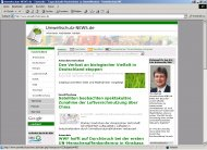 Umweltschutz-NEWS.de - Nachrichten- und Terminplattform für schnelle Information über wichtige Ereignisse